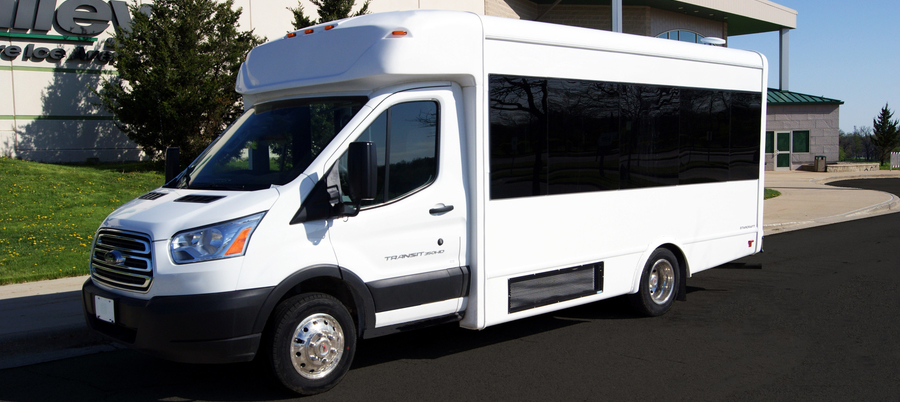 Commercial Shuttle Buses for Sale in Illinois
