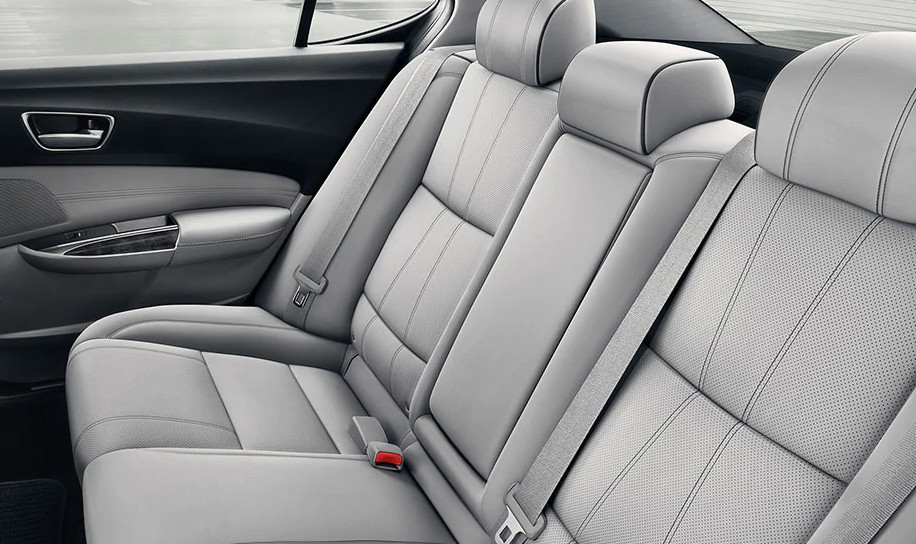 2020 Acura TLX Interior Seating