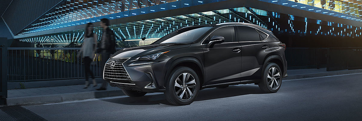 2020 Lexus NX 300 Leasing near Deerfield, IL
