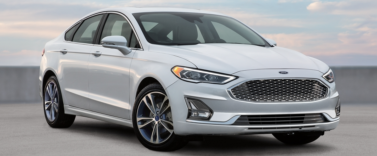 2020 Ford Fusion for Sale near Joliet, IL