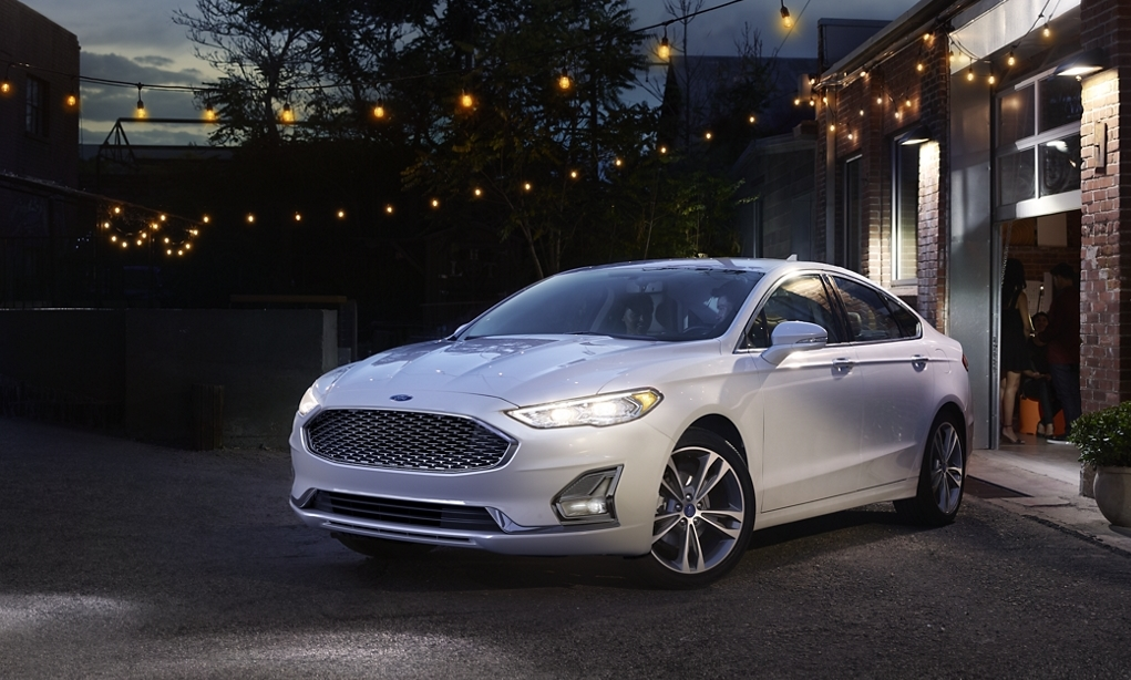 2020 Ford Fusion Leasing near Joliet, IL