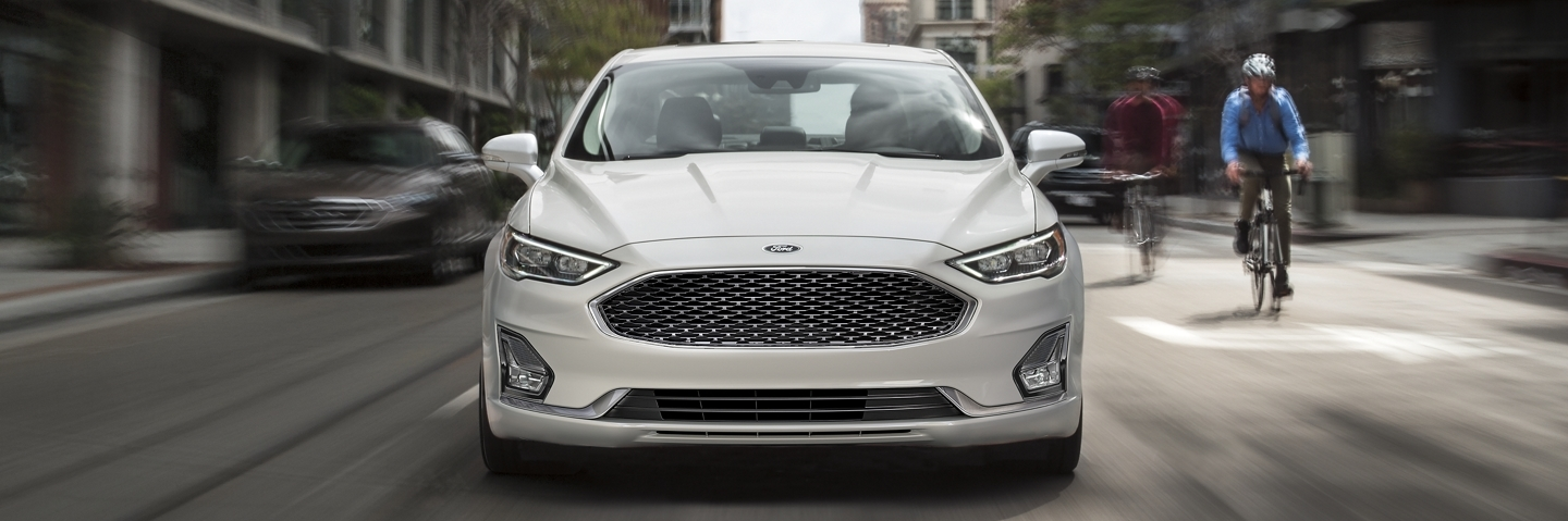 2020 Ford Fusion Financing near Joliet, IL