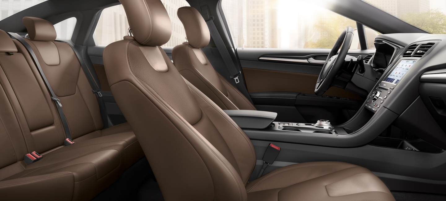 2020 Ford Fusion Seating
