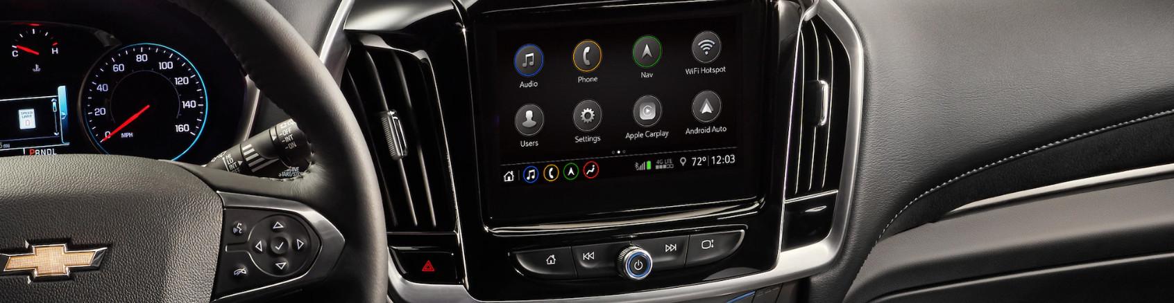 2020 Chevrolet Traverse Technology