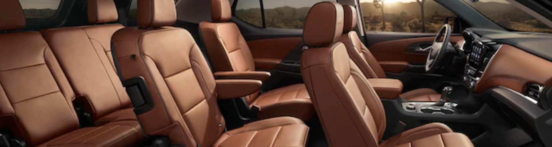 2020 Chevrolet Traverse Interior