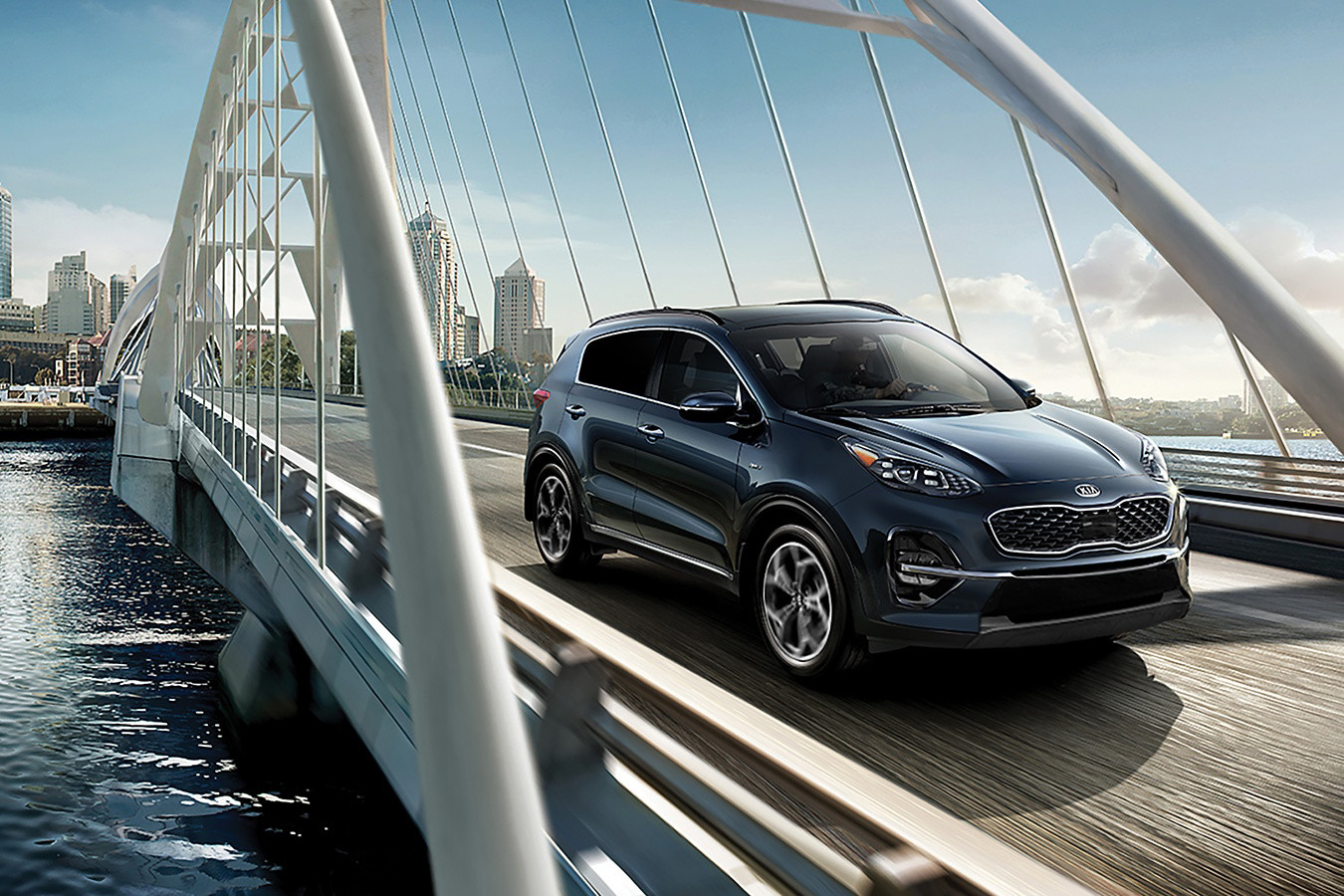 2020 Kia Sportage Key Features in Rockford, IL