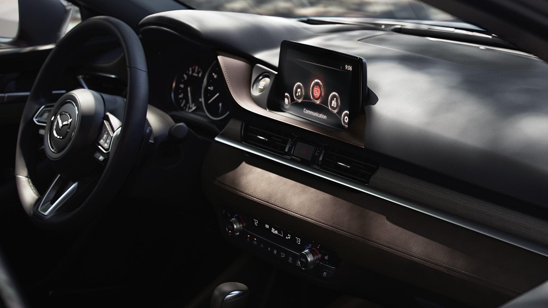 2020 Mazda6 Center Console