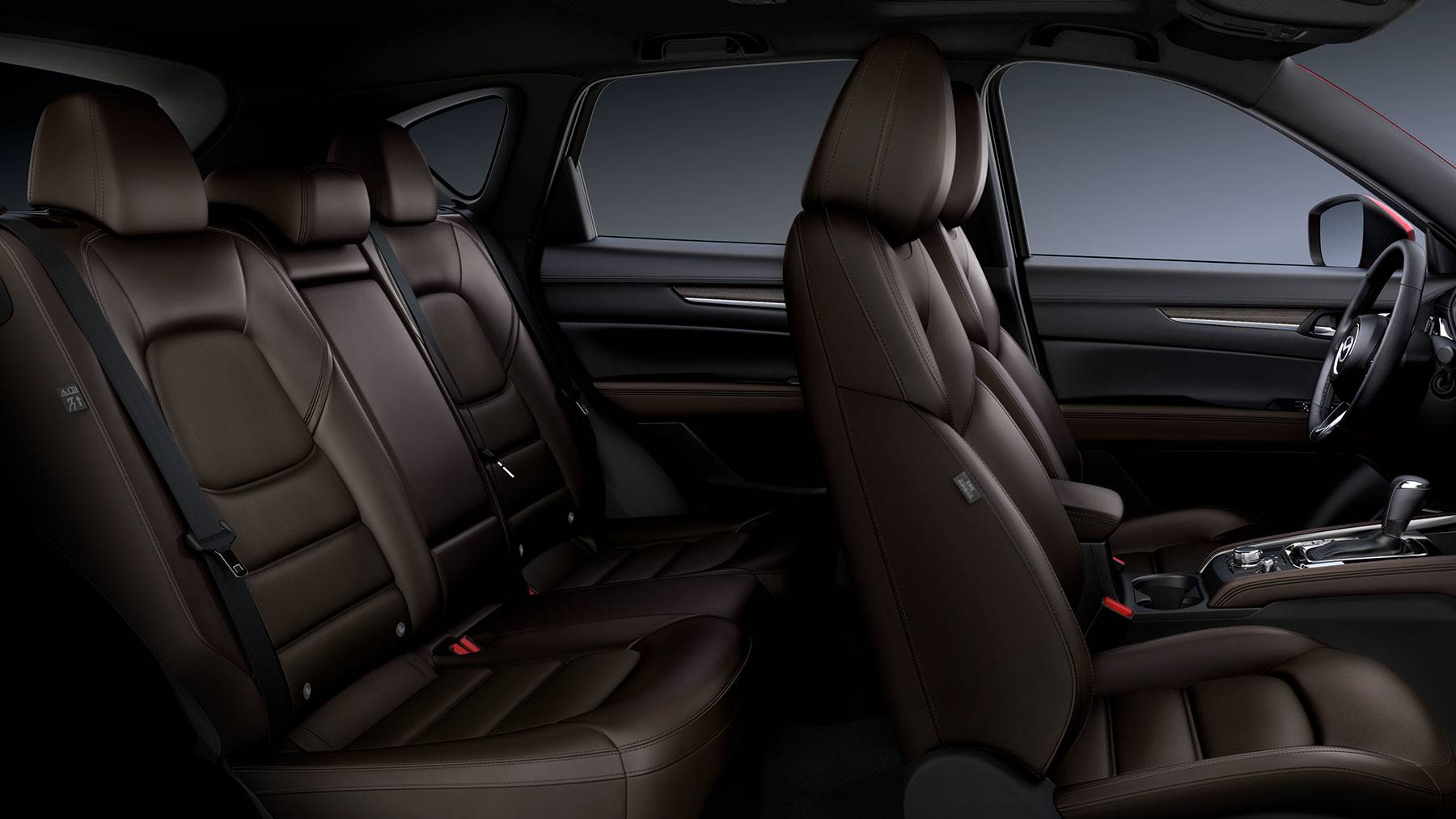 2019 Mazda CX-5 Seating