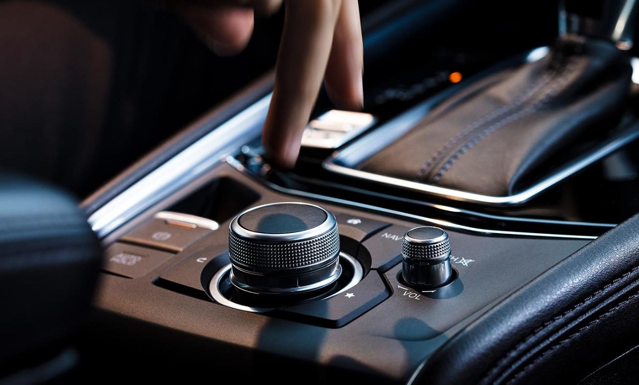 2019 Mazda CX-5 Driving Controls