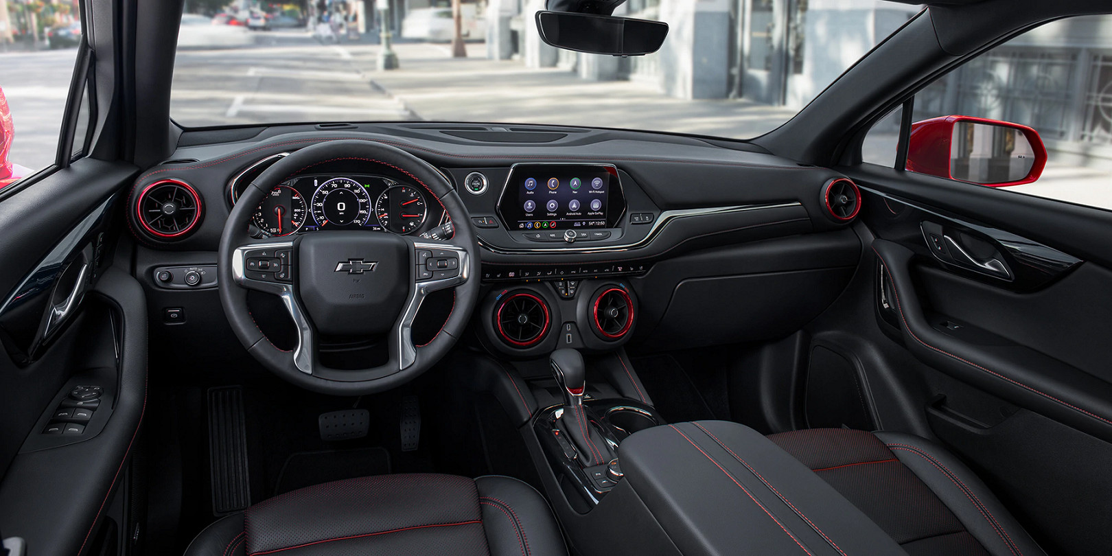 Stunning Interior of the 2020 Blazer