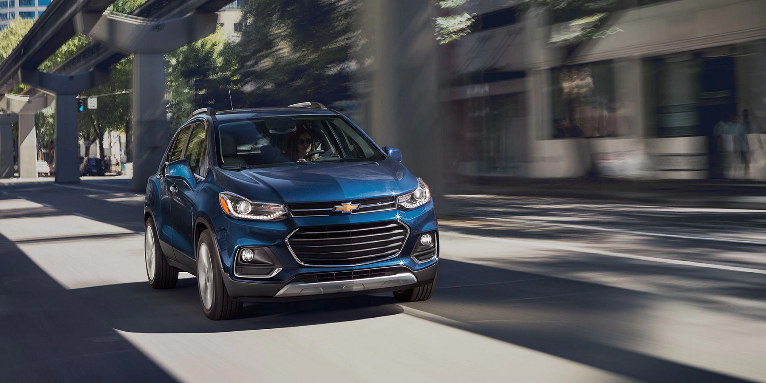 2020 Chevrolet Trax Financing near St. Johns, MI