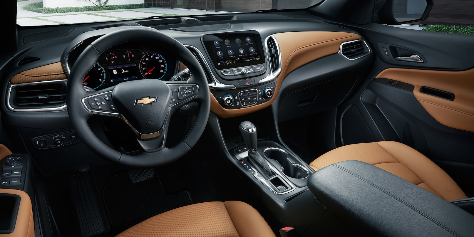 David Stanley Chevy Norman >> 2020 Chevrolet Equinox Leasing near Tulsa, OK