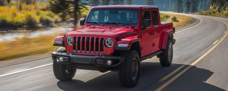 2020 Jeep Gladiator for Sale near Philadelphia, PA
