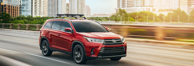 2019 Toyota Highlander vs 2019 Honda Pilot in Cookeville, TN