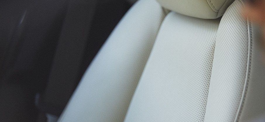 2020 Mazda3 Sedan Interior Detailing