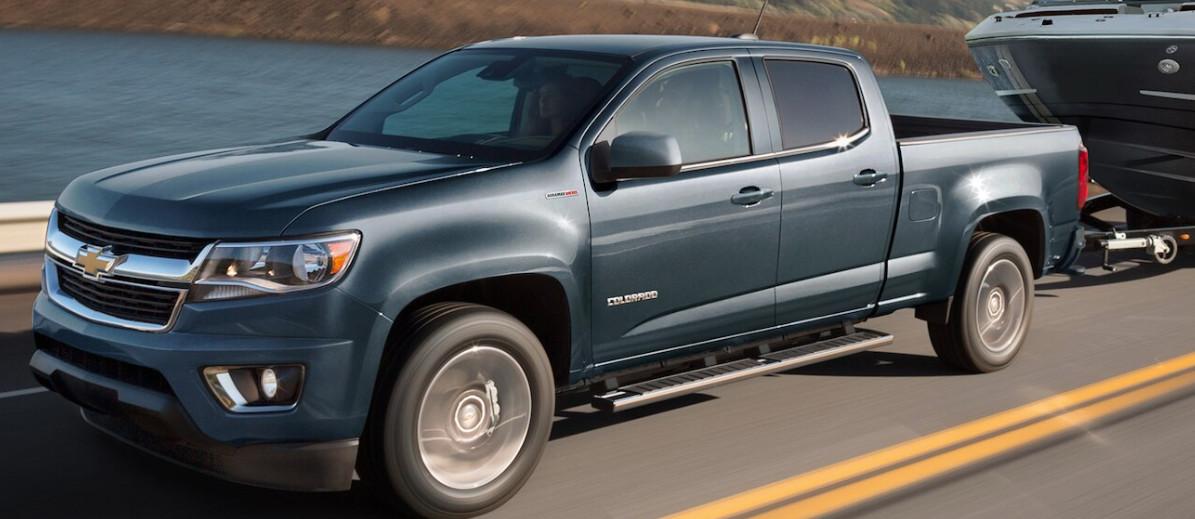2020 Chevrolet Colorado for Sale in Davison, MI