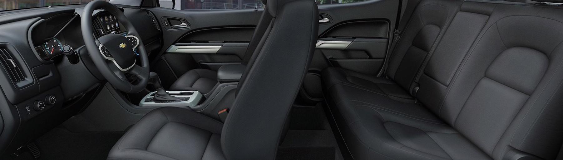 2020 Chevrolet Colorado Interior