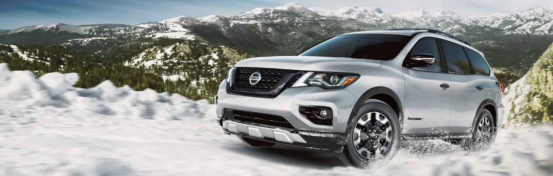 2019 Nissan Pathfinder Leasing near Berwyn, IL
