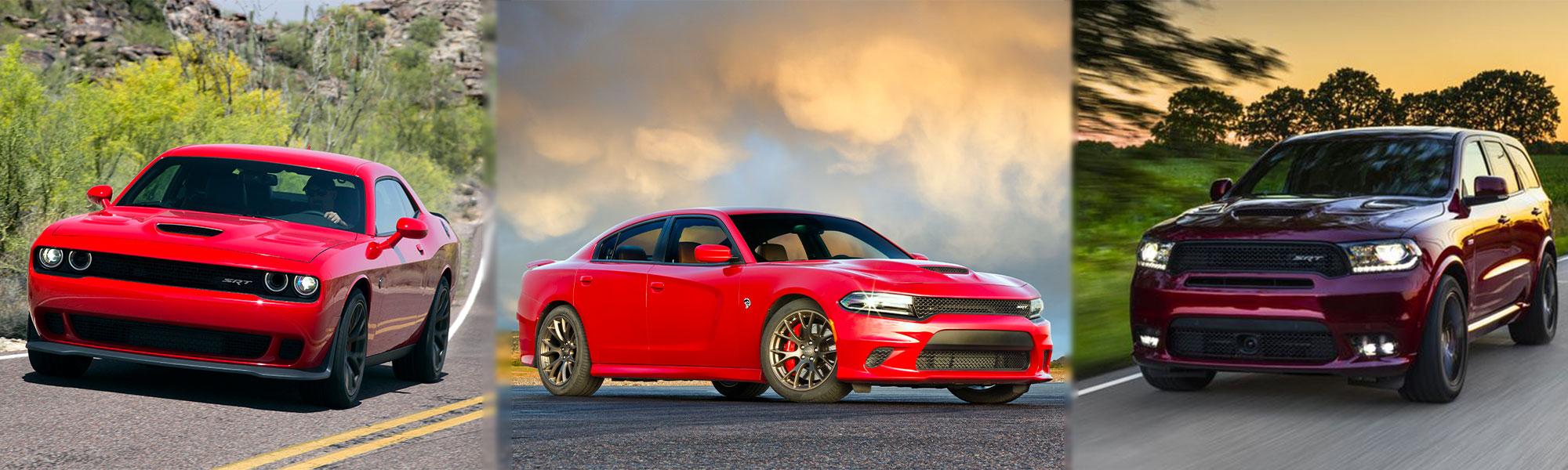 2020 Dodge SRT