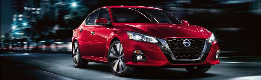 2020 Nissan Altima Leasing in Syosset, NY