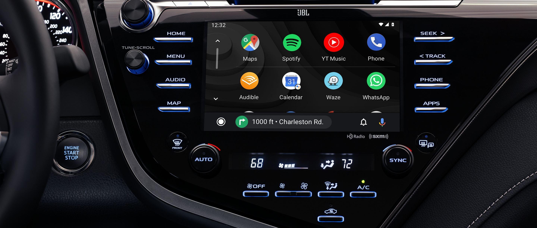 2020 Toyota Camry Premium JBL® with Clari-Fi®