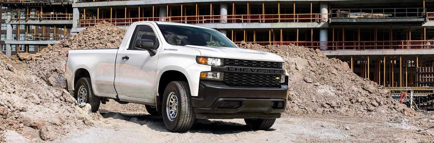 2020 Chevrolet Silverado 1500 Financing near Southfield, MI