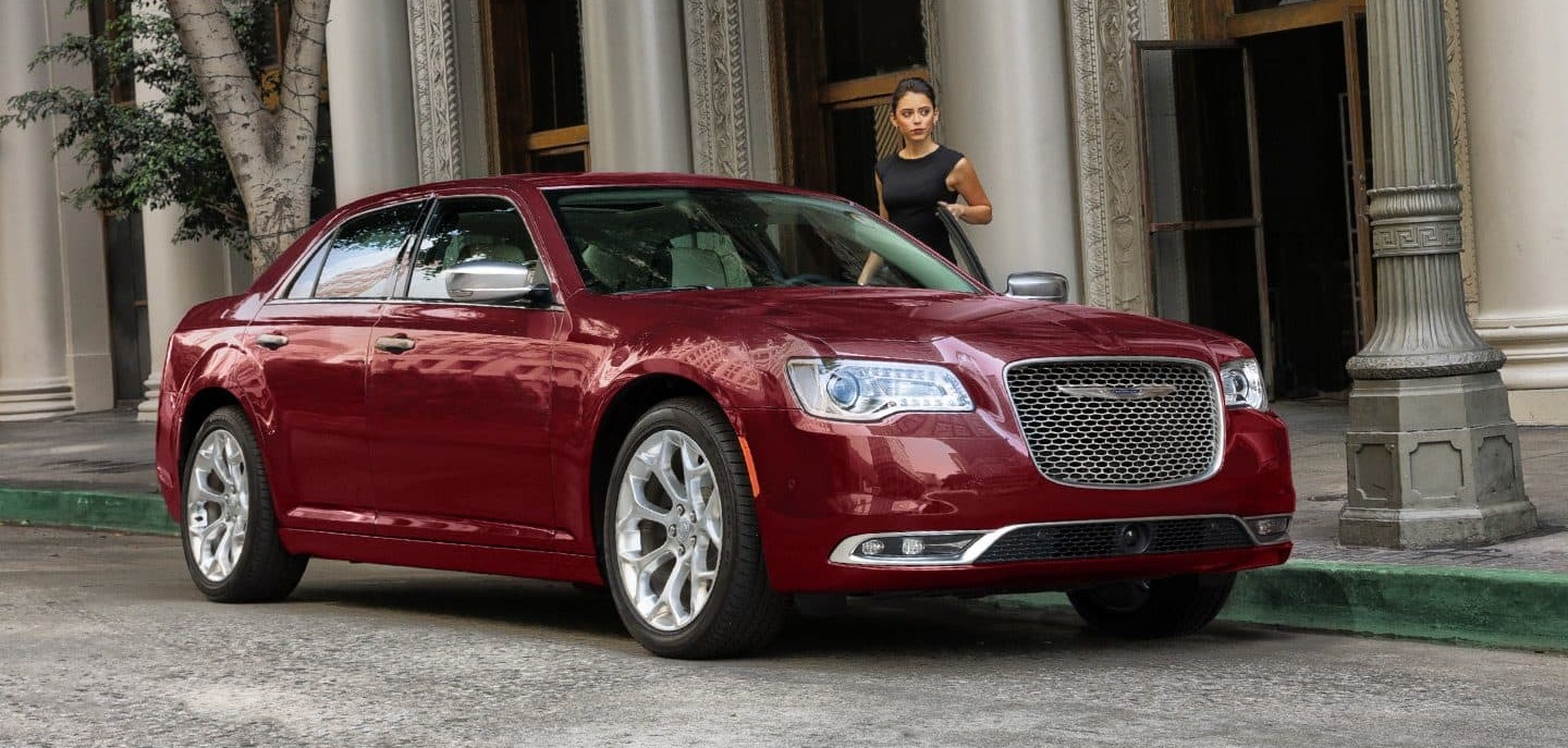 We Have Chrysler Vehicles in Stock!