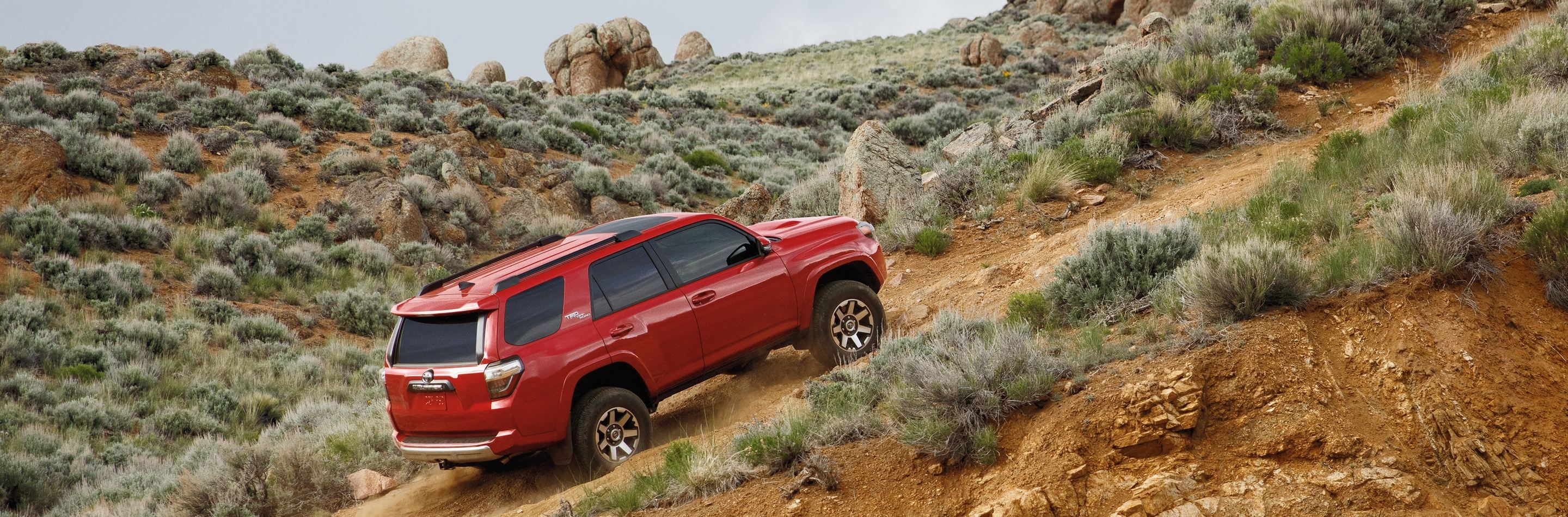 2020 Toyota 4Runner Leasing near San Jose, CA