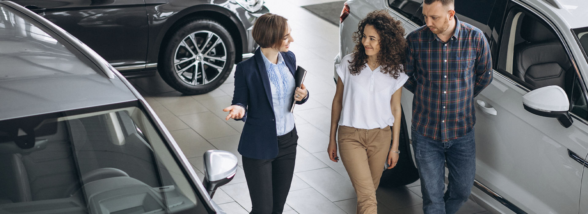 Buying versus leasing a Ford vehicle