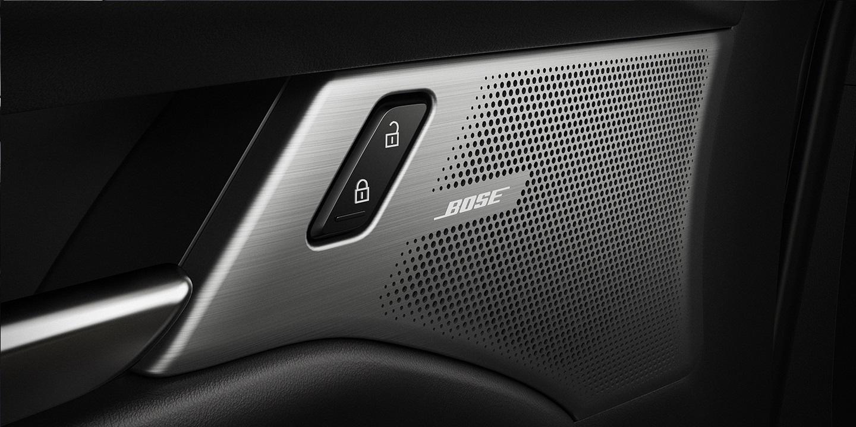 2020 Mazda3 Sedan Sound System