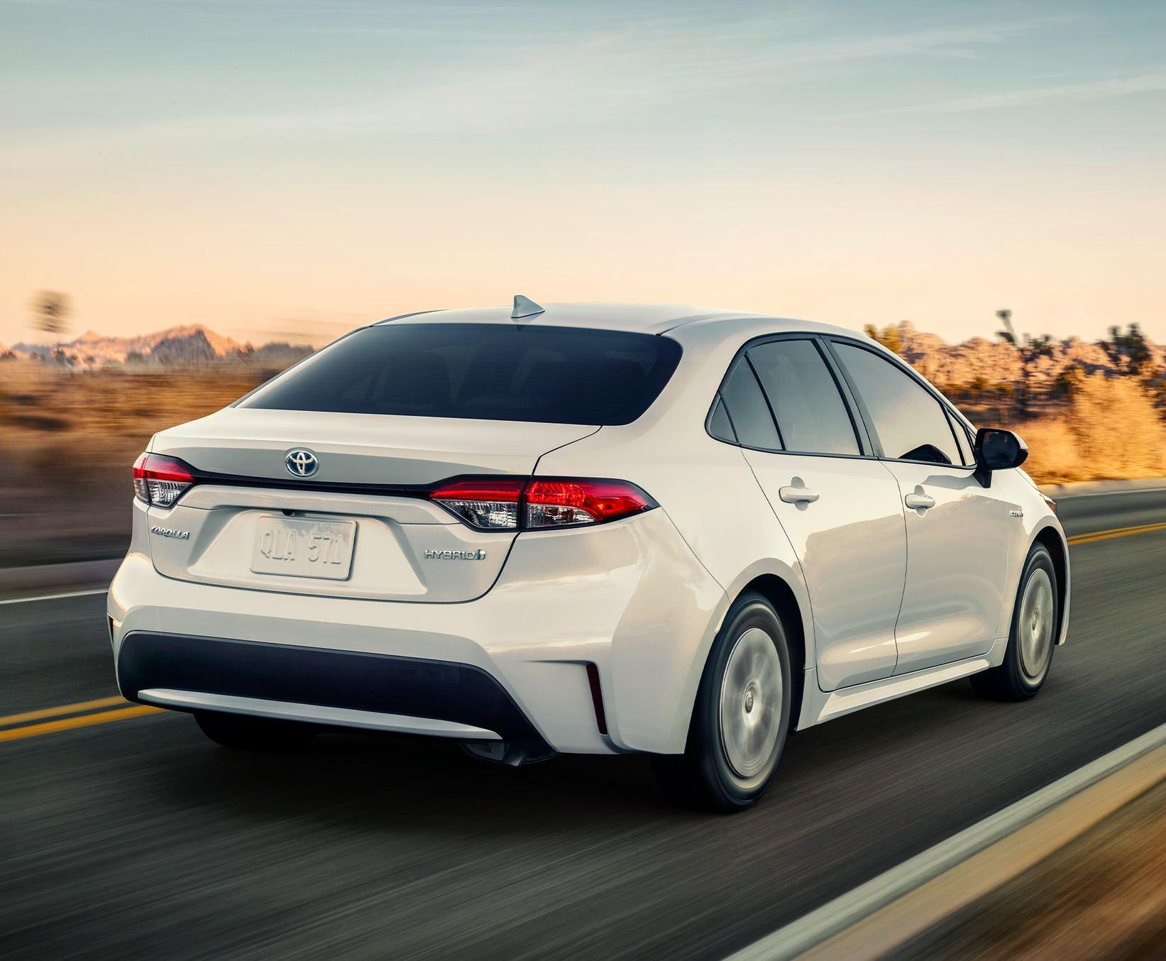 2020 Toyota Corolla Financing near Canton, MI