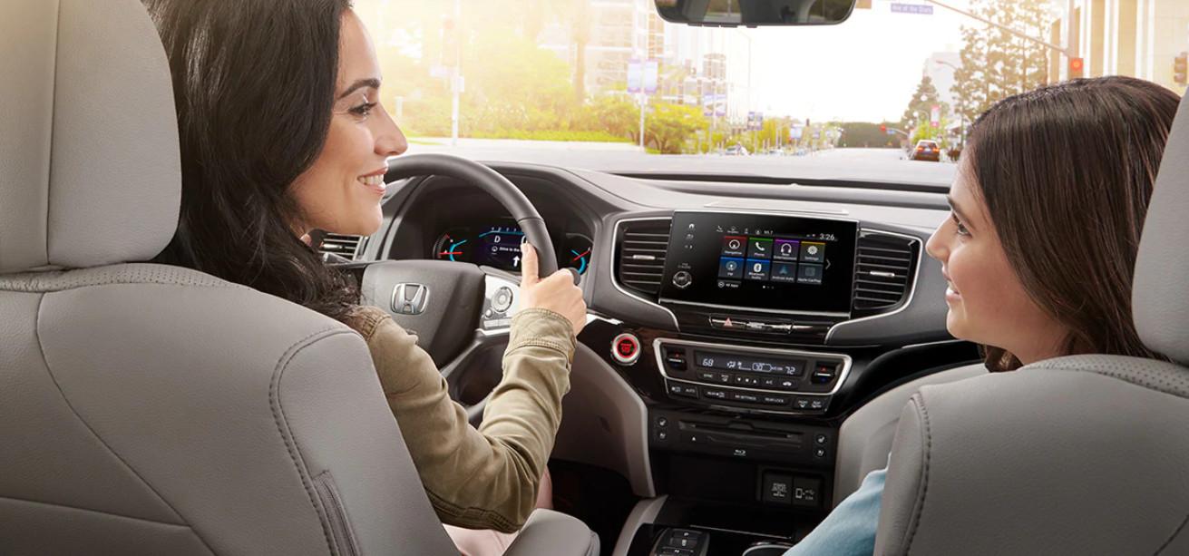 2020 Honda Pilot Interior