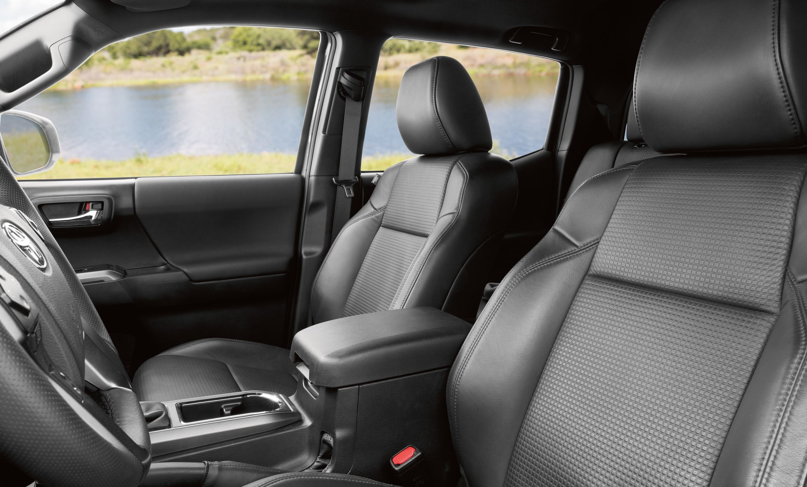 2020 Toyota Tacoma Front-Row Seating