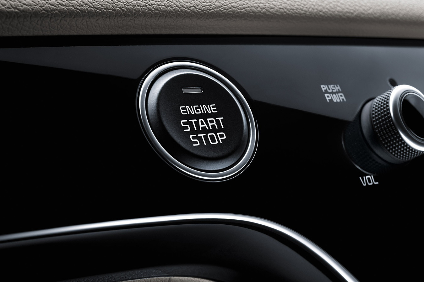 2020 Kia Sportage Push-Button Ignition