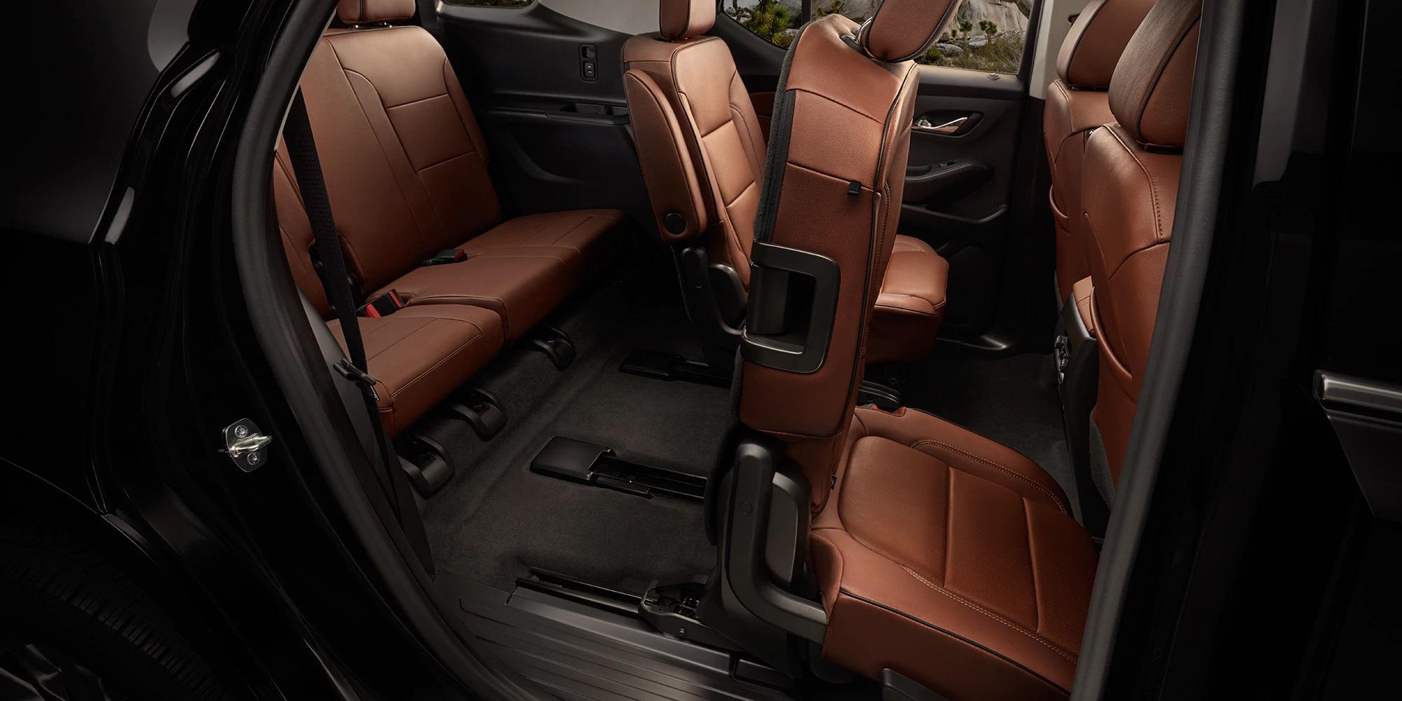 2020 Chevrolet Traverse Seating