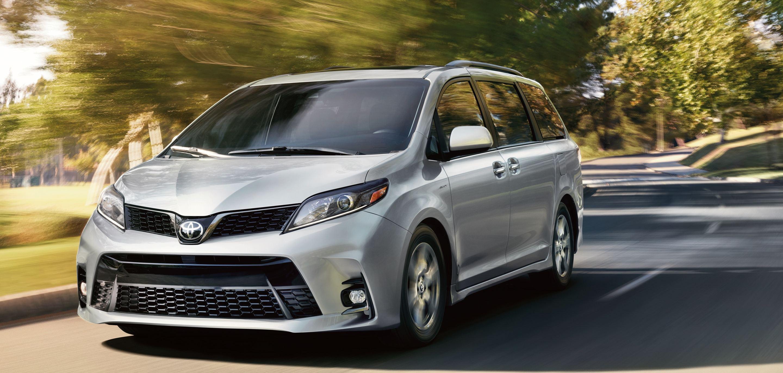 2020 Toyota Sienna Financing near Brookings, SD