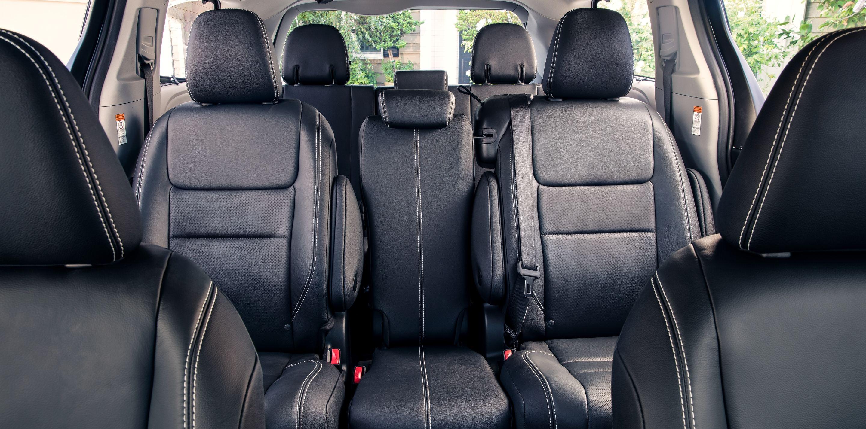 2020 Toyota Sienna Seating
