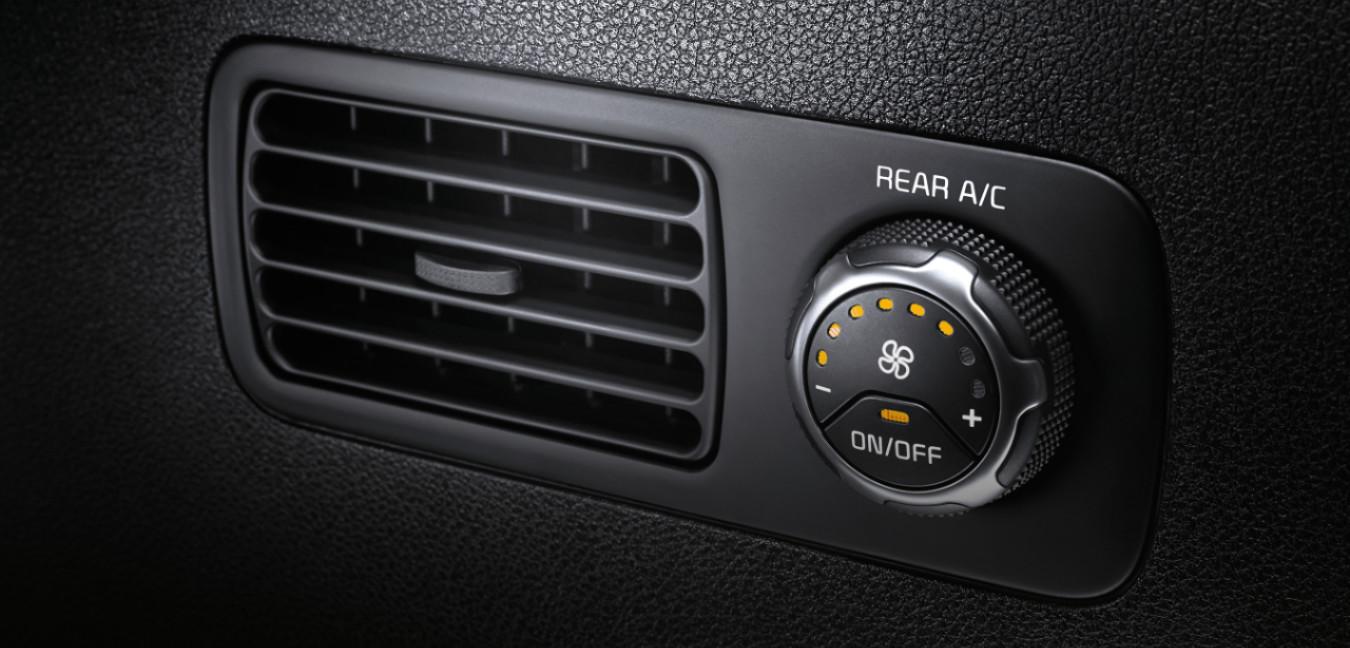 2020 Kia Sorento Temperature System