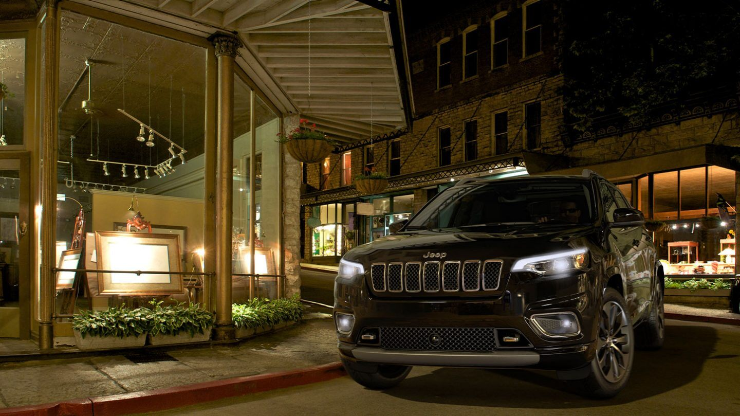 2020 Jeep Cherokee Lease near Shawnee, OK