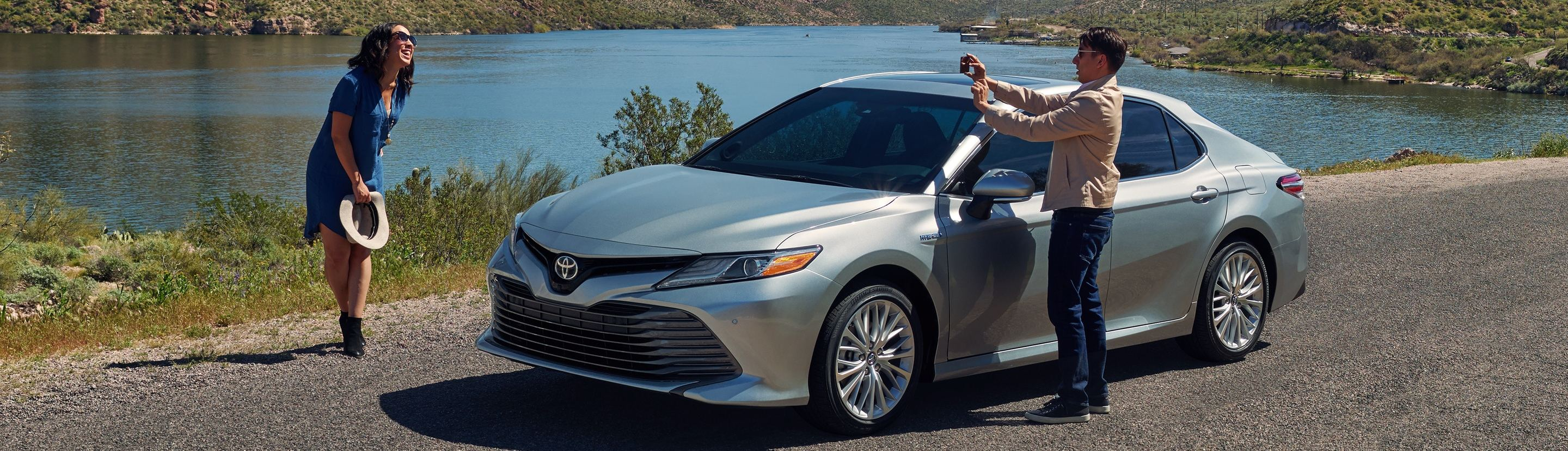 2020 Toyota Camry Leasing in Tinley Park, IL