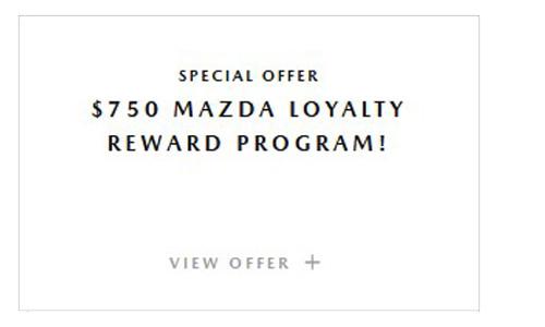 Mazda Loyalty Program at Culver City Mazda