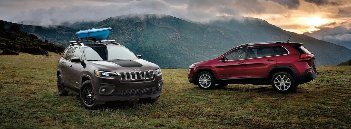 2020 Jeep Cherokee for Sale near Muskogee, OK