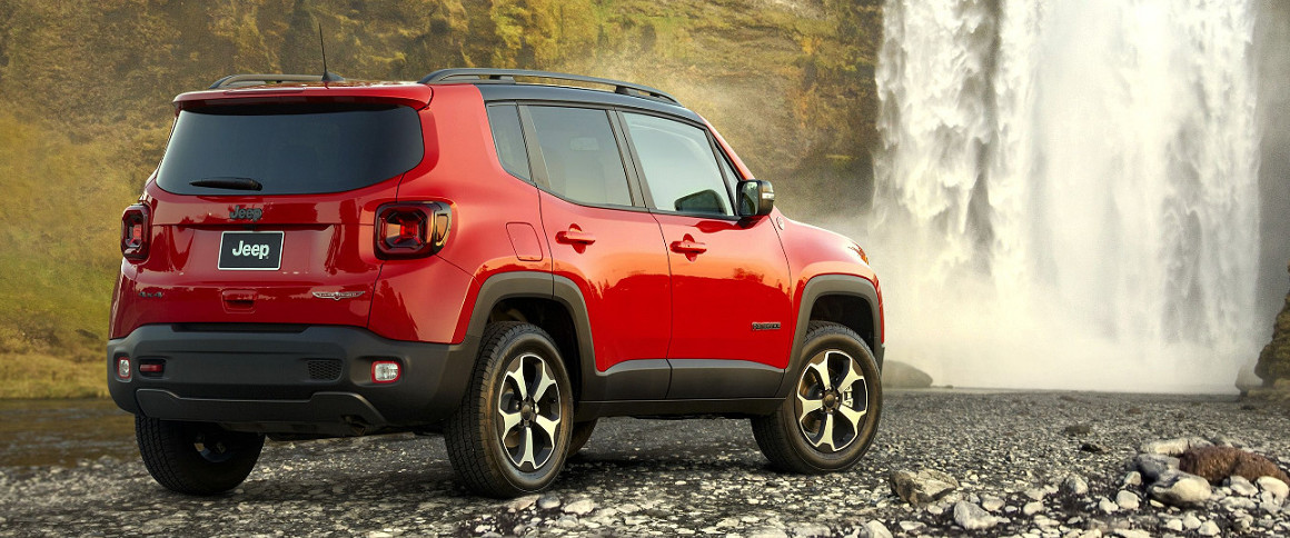 2020 Jeep Renegade for Sale near Muskogee, OK