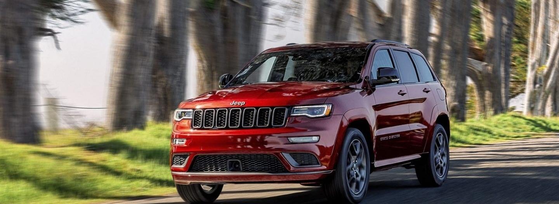 2020 Jeep Grand Cherokee Financing near Burbank, IL