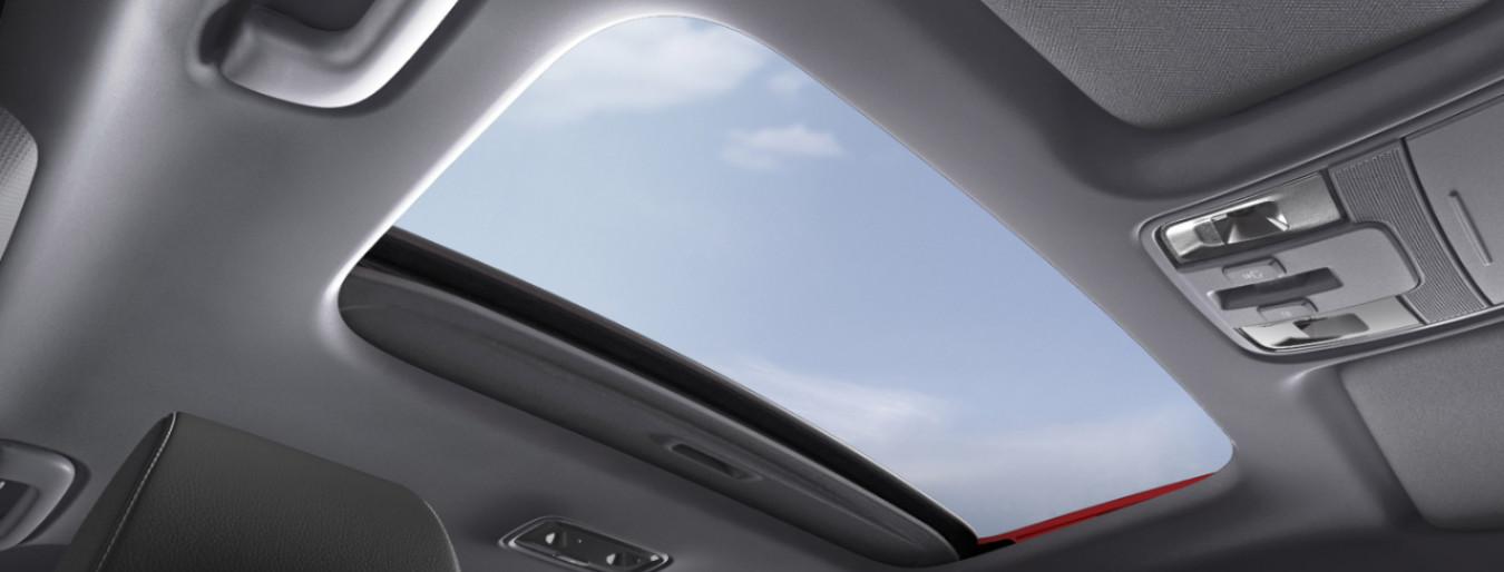 Let the Sun Shine Into the 2020 Kia Forte!