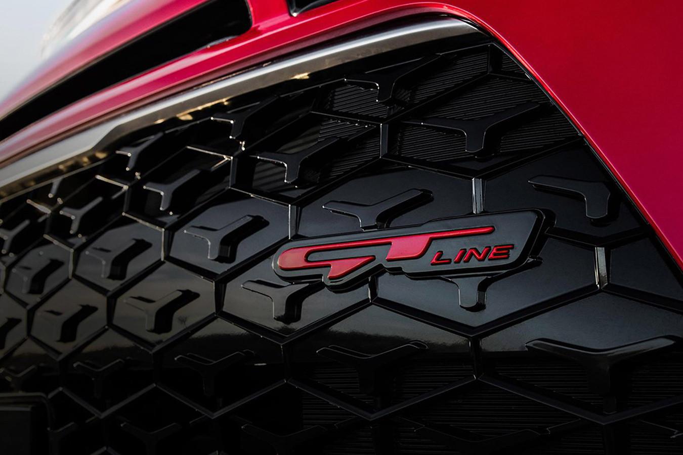 2020 Kia Soul GT Grille