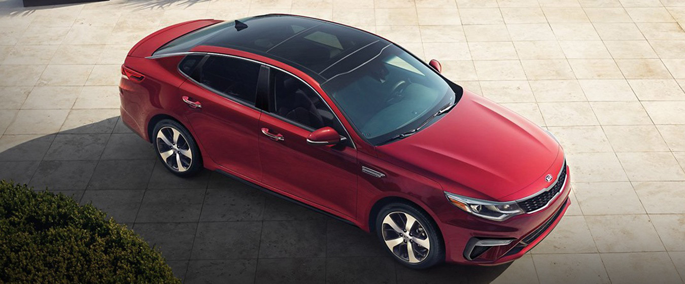 2020 Kia Optima Lease in Houston, TX