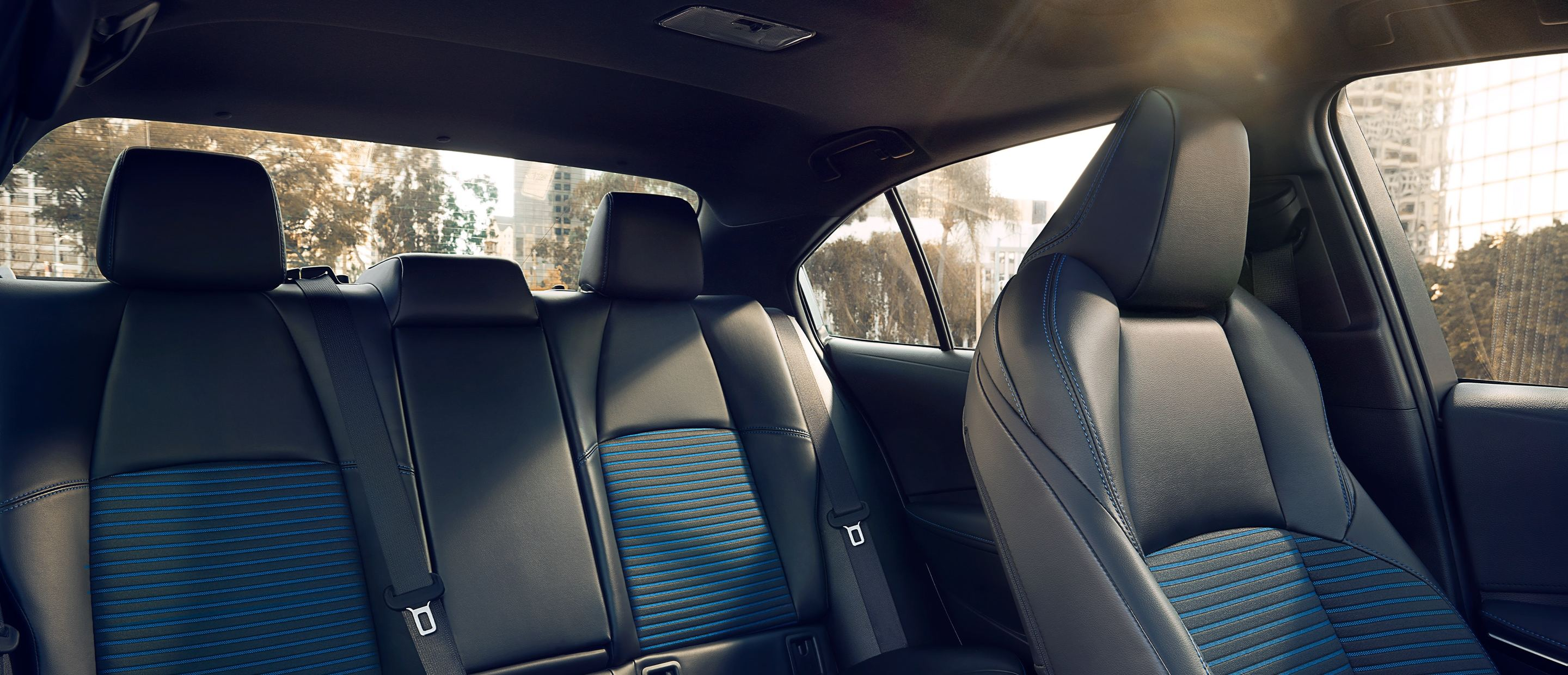 Cozy Seats in the 2020 Toyota Corolla