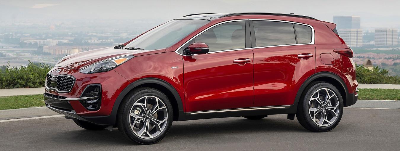 2020 Kia Sportage for Sale near Mansfield, OH