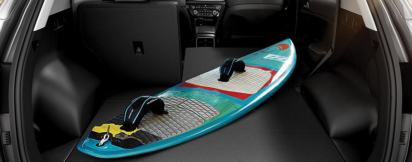 2020 Kia Sportage Spacious Interior
